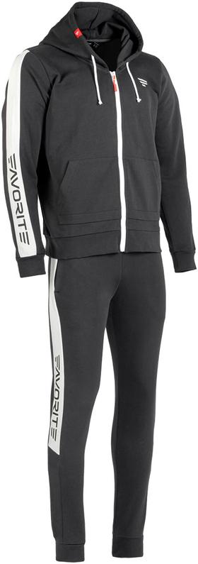 training suit front